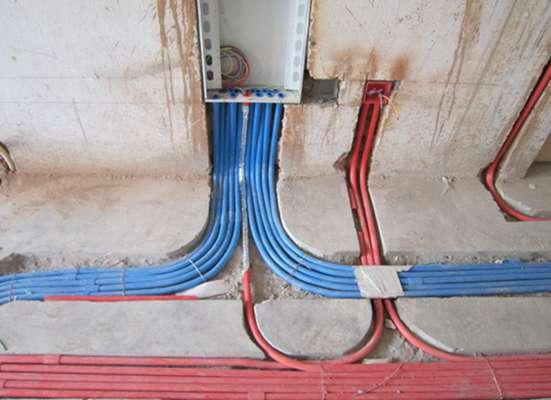 家装水电改造弱电流程 水电改造施工注意事项