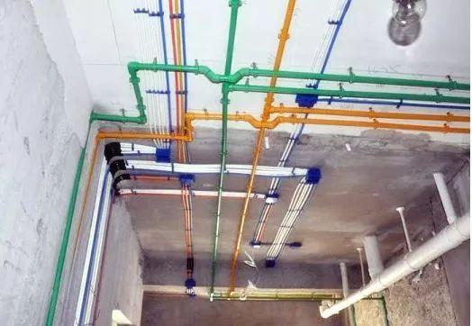 在水电改造时的42条实用经验