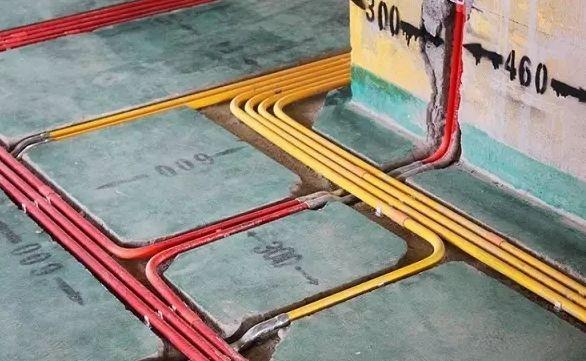 水电装修走线要求横平竖直的6种好处